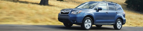 Now through May 31, 2016 get 0% APR Financing on all new 2016 Forester Models.